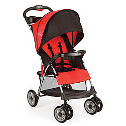Kolcraft® Cloud Plus Stroller in Red/Black