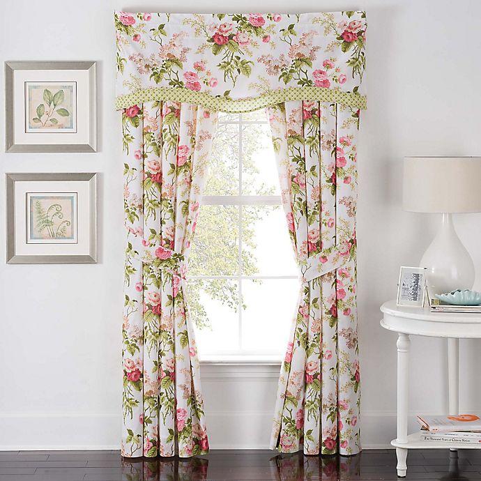 Emma S Garden Rod Pocket Window, Waverly Garden Room Curtains