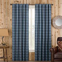 Branklyn Plaid Rod Pocket/Back Tab Window Curtain Panel