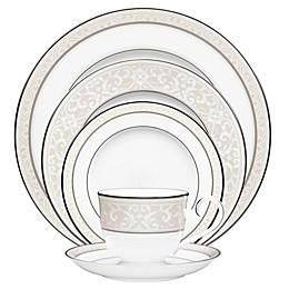 Noritake® Montvale Platinum Dinnerware Collection