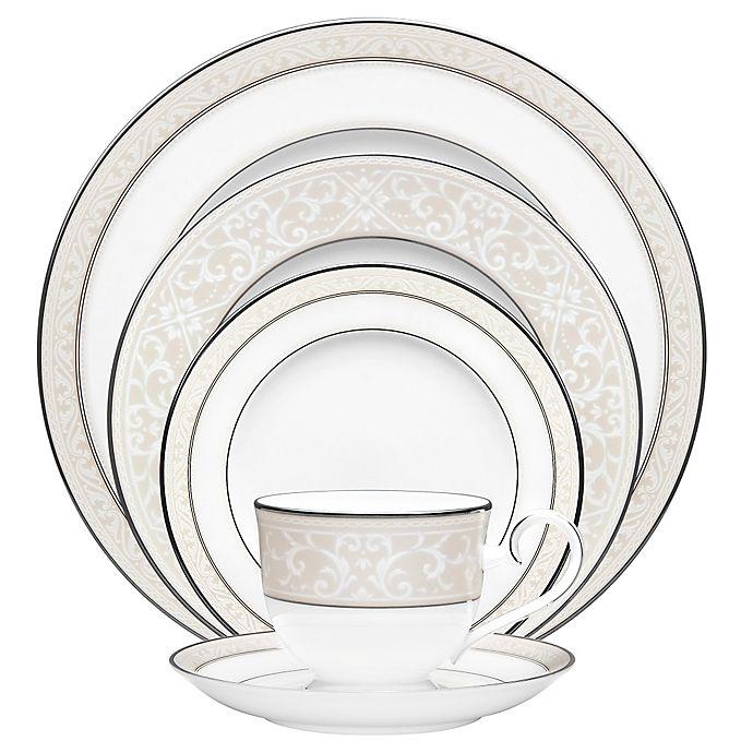 Alternate image 1 for Noritake® Montvale Platinum 5-Piece Place Setting