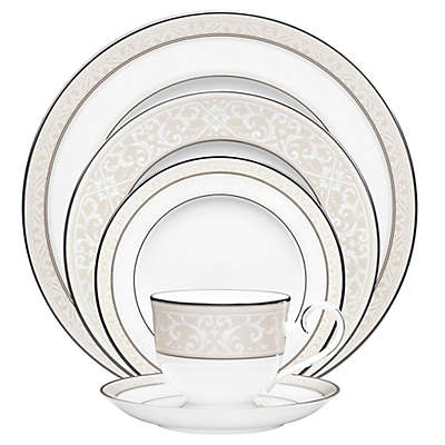 Noritake® Montvale Platinum Dinnerware Collection