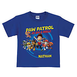 Nickelodeon™ PAW Patrol On a Roll T-Shirt in Blue