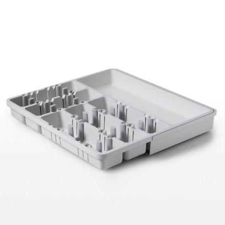 Buy Oxo Good Grips 174 Expandable Utensil Organizer In Grey