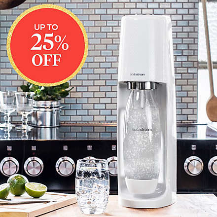 Save on the SodaStream® Fizzi™ Sparkling Water Makers and Bottles. Shop Now
