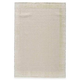Feizy Roma Border Rug in Ivory