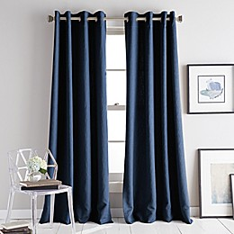 DKNY Avenue Grommet Room Darkening Window Curtain Panel