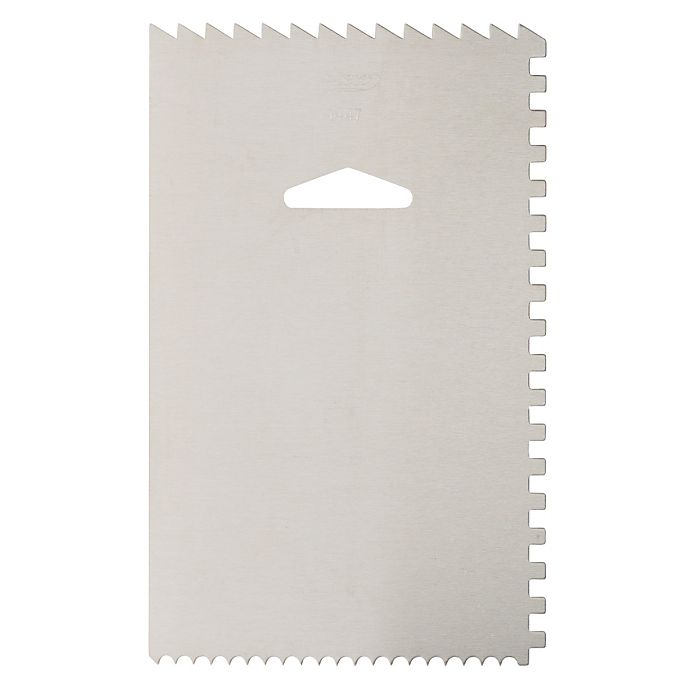 Alternate image 1 for Ateco® Decorating Comb and Icing Smoother