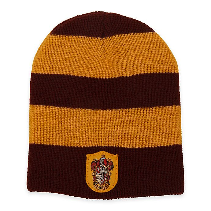 Alternate image 1 for Harry Potter Gryffindor House Slouch Beanie
