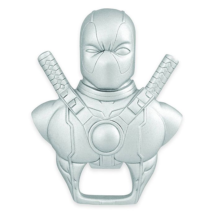 Alternate image 1 for Marvel® Deadpool Bottle Opener