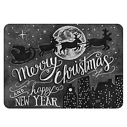 The Softer Side by Weather Guard™ City Sleigh Kitchen Mat