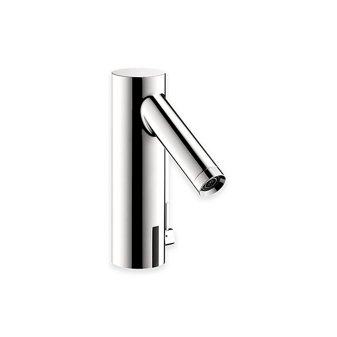 Buy Hansgrohe Axor Starck Classic Single Hole Bathroom Faucet in Chrome from Bed Bath & Beyond