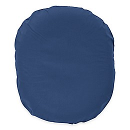 Bios Living Coccyx Ring Molded Cushion in White/Blue