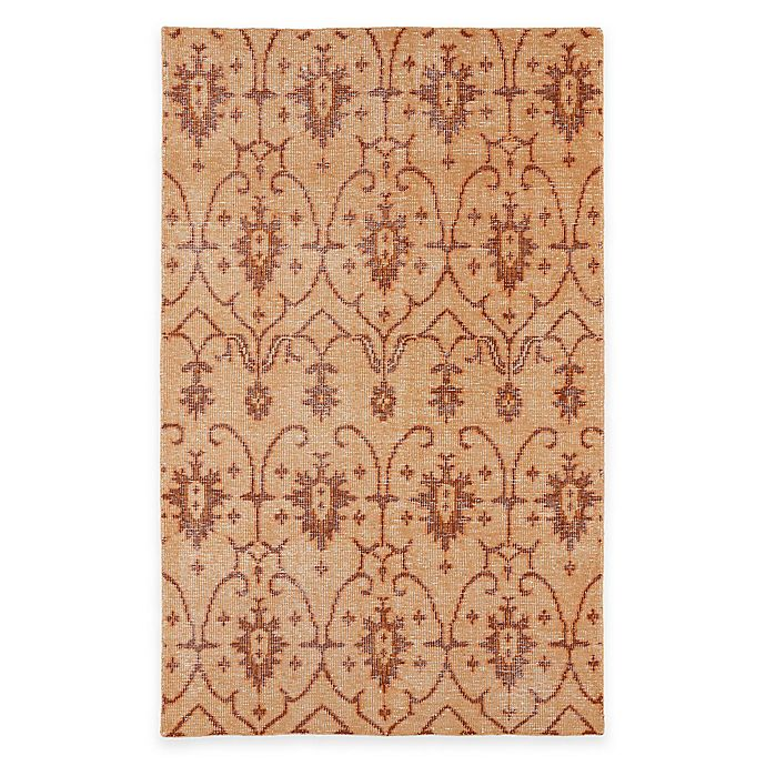 Alternate image 1 for Kaleen Restoration Curio 8-Foot x 10-Foot Area Rug in Paprika