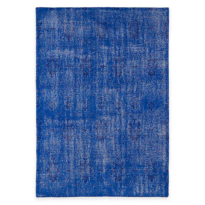 Alternate image 1 for Kaleen Restoration Curio 8-Foot x 10-Foot Area Rug in Blue