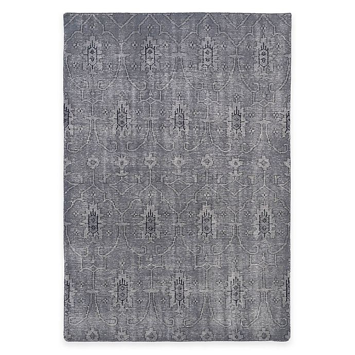 Alternate image 1 for Kaleen Restoration Curio 8-Foot x 10-Foot Area Rug in Grey