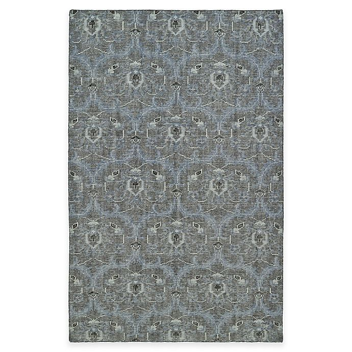 Alternate image 1 for Kaleen Relic Portia 4-Foot x 6-Foot Area Rug in Graphite
