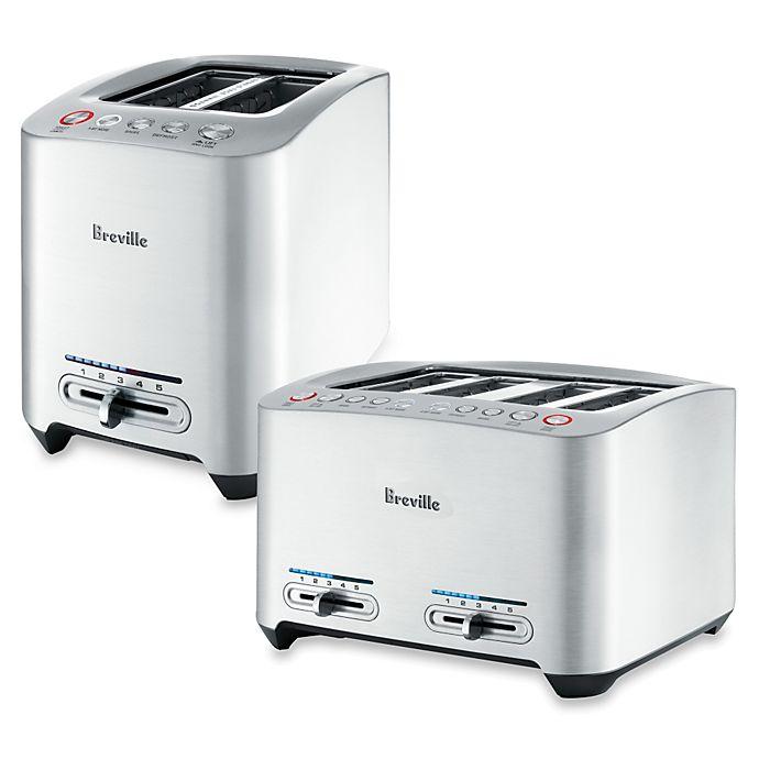 Alternate image 1 for Breville® Die-Cast Smart Toaster™