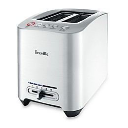 Breville® Die-Cast 2-slice Smart Toaster™