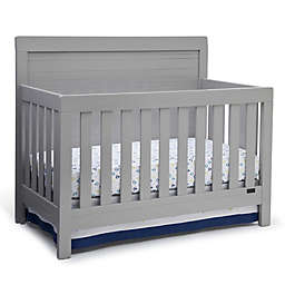 Simmons Kids® SlumberTime Rowen 4-in-1 Convertible Crib in Grey