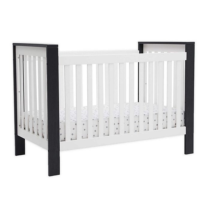 Alternate image 1 for Delta Children Miles 4-in-1 Convertible Crib