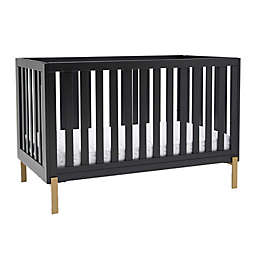 Delta Children Hendrix 4-in-1 Convertible Crib in Midnight