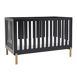 Delta Children Hendrix 4-in-1 Convertible Crib in Midnight