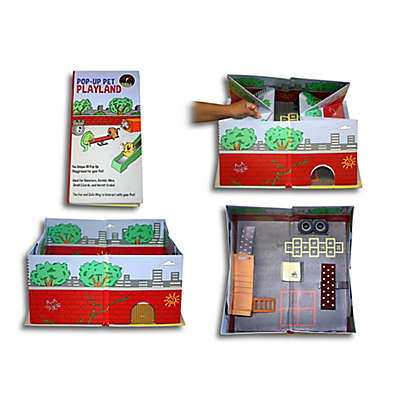 3D Pop-Up Pet Playland