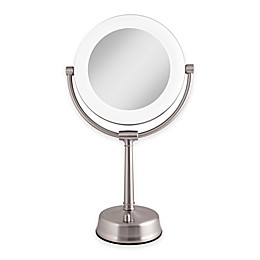 Zadro® 1x/10x Surround Light™ Dimmable Vanity Mirror