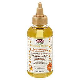 African Pride® 4 oz. Moisture Miracle Vitamin Hair Oil