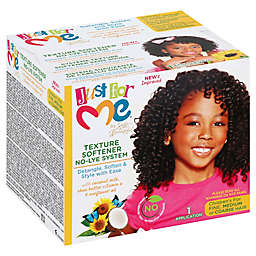Just For Me Strength of Nature Children's Texture Softening Kit