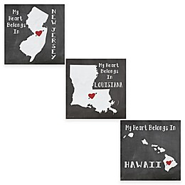 Thirstystone® American State Coasters (Set of 4)