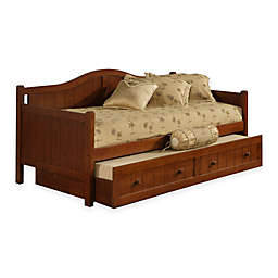 Hillsdale Staci Daybed with Trundle in Cherry
