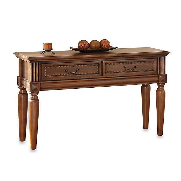 Alternate image 1 for Steve Silver Co. Davina Sofa Table in Cherry