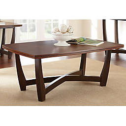 Steve Silver Co. Kenzo Cocktail Table in Cherry