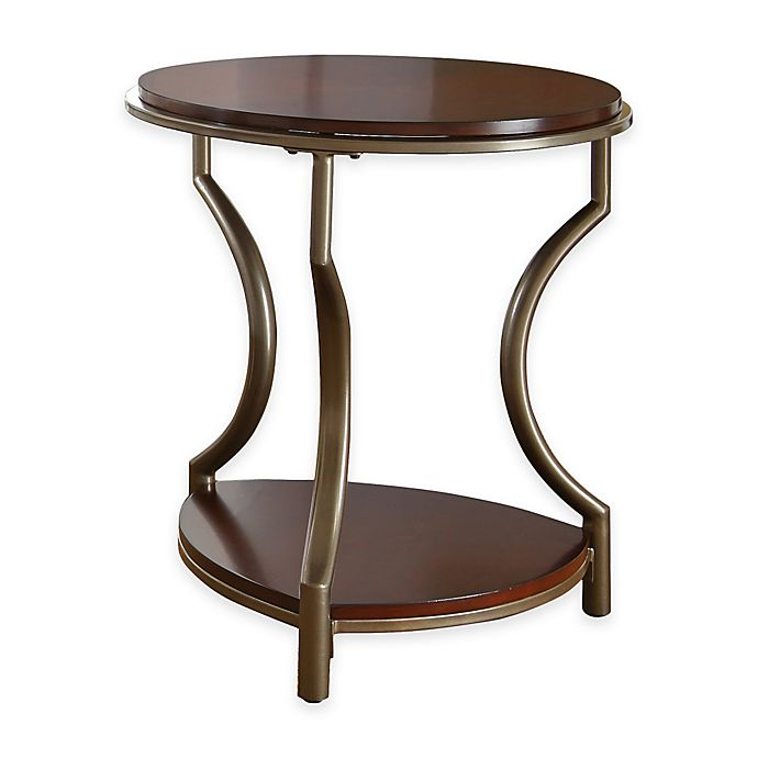 Alternate image 1 for Steve Silver Co. Maryland End Table in Cherry