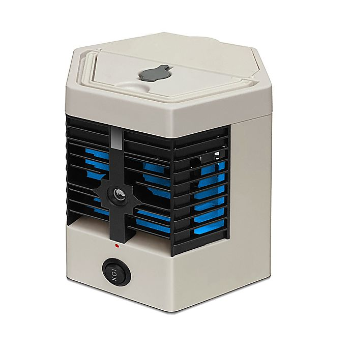 Alternate image 1 for Arctic Air™  Ultra Evaporative Air Cooler in White/Grey
