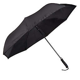 BetterBrella™ Automatic Umbrella with Reverse Open/Close Technology in Black