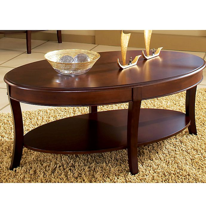 Steve Silver Co Troy Tail Table In Brown