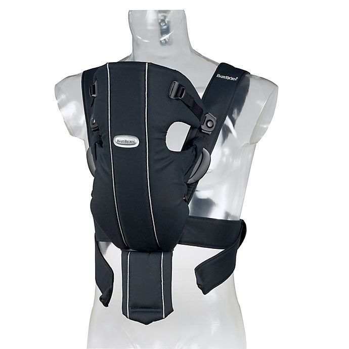 Alternate image 1 for BABYBJORN® Baby Carrier Original in Classic Black