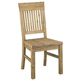 SRA Home Products Autumn Solid Wood Dining Side Chair in Cider