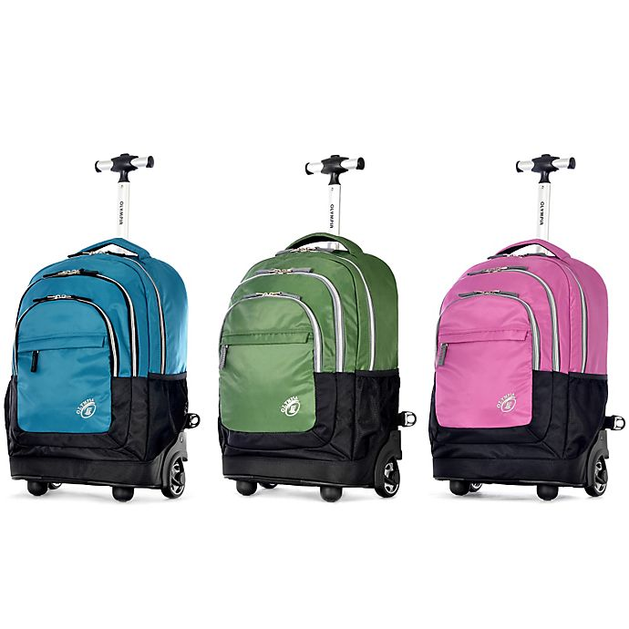 Alternate image 1 for Olympia® Gen-X 19-Inch Rolling Backpack