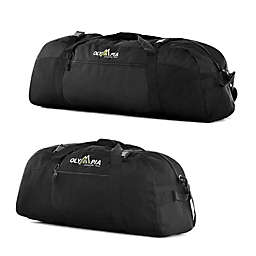 Olympia® USA Sports Duffle in Black