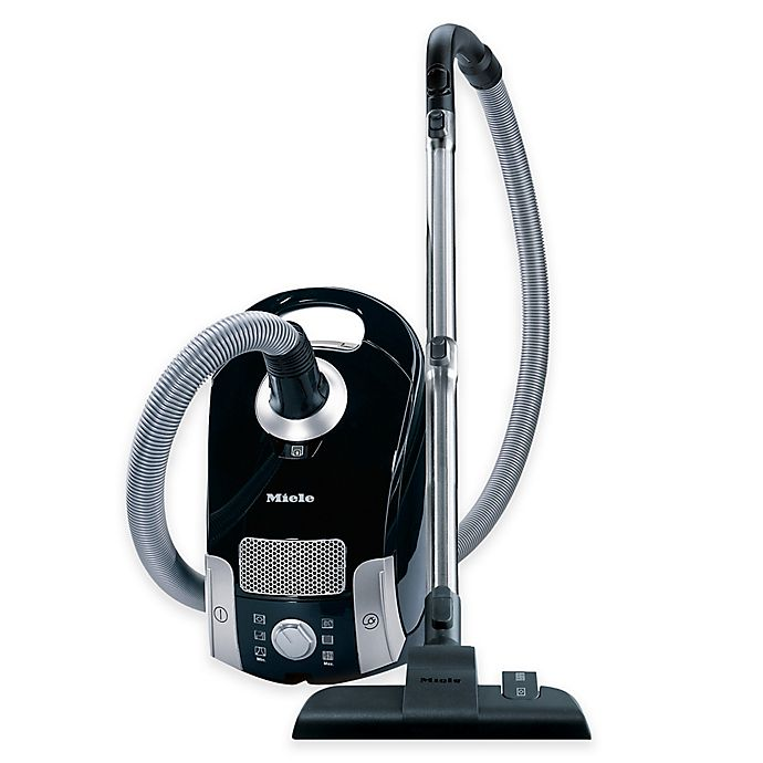 Alternate image 1 for Miele Compact C1 Canister Vacuum in Black