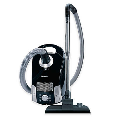Miele Compact C1 Canister Vacuum in Black