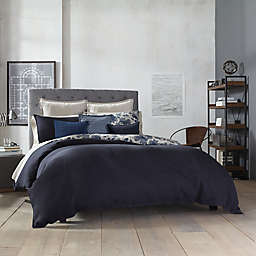Kenneth Cole New York Fleur Reversible Duvet Cover