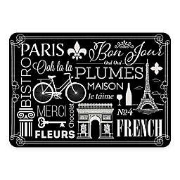 The Softer Side by Weather Guard™ Parisian Kitchen Mat