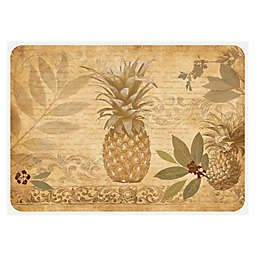 The Softer Side by Weather Guard™ Pineapple Coast Kitchen Mat