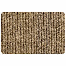 The Softer Side by Weather Guard™ Rope Weave Kitchen Mat