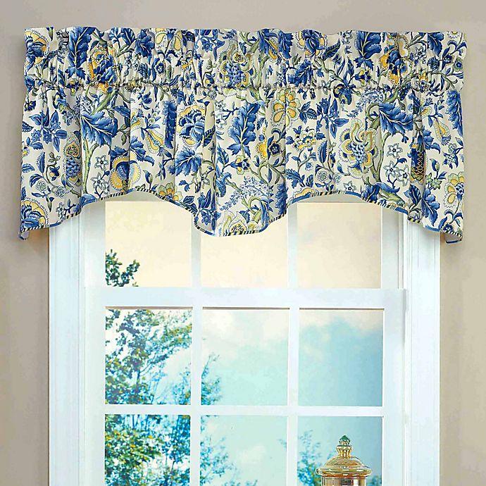 Waverly® Buckingham Window Valance